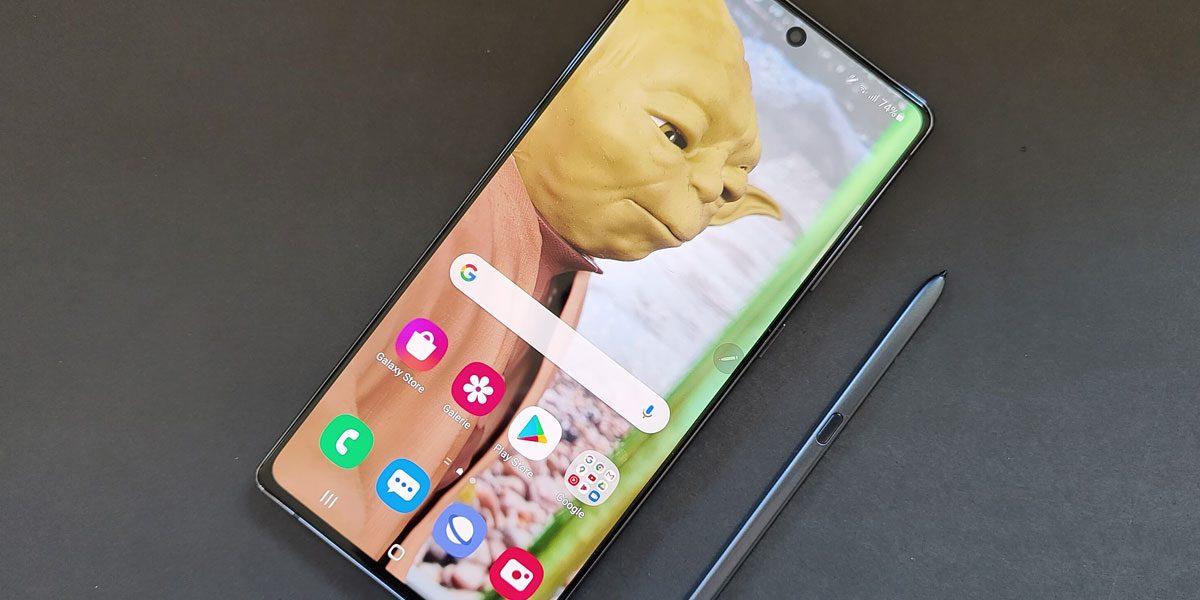 Galaxy Note 20 et Galaxy Note 20 Ultra - Nouveaux trucs et astuces