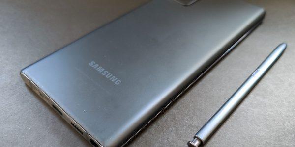 Le Samsung Galaxy Note 21 sortira en 2021