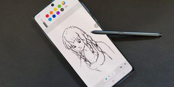 Galaxy Note 20 et Galaxy note 20 Ultra - Des trucs et astuces