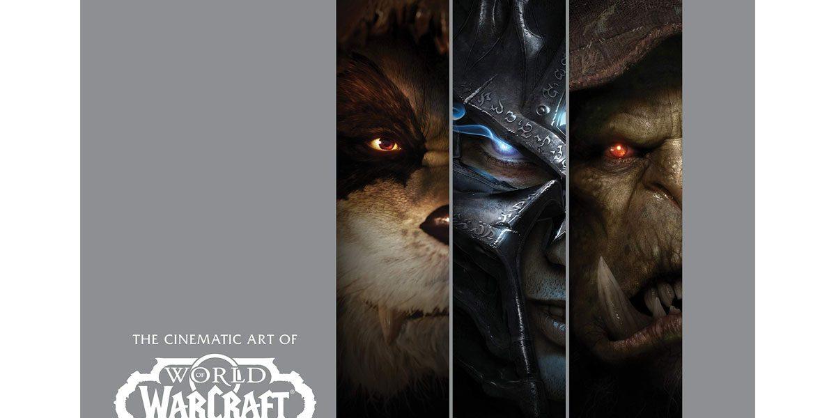 Livre World of Warcraft : Cinematic Art