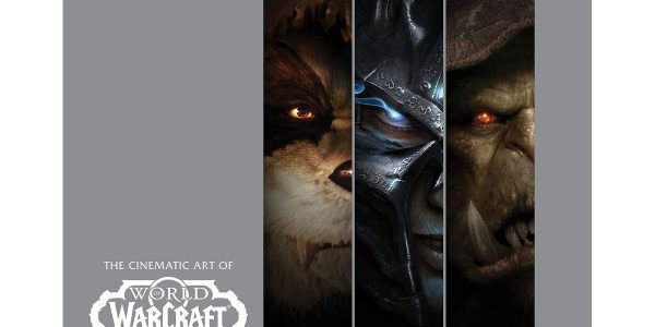 Livre World of Warcraft : Cinematic Art