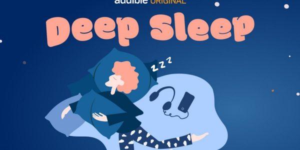 deep sleep audio stress insomnie