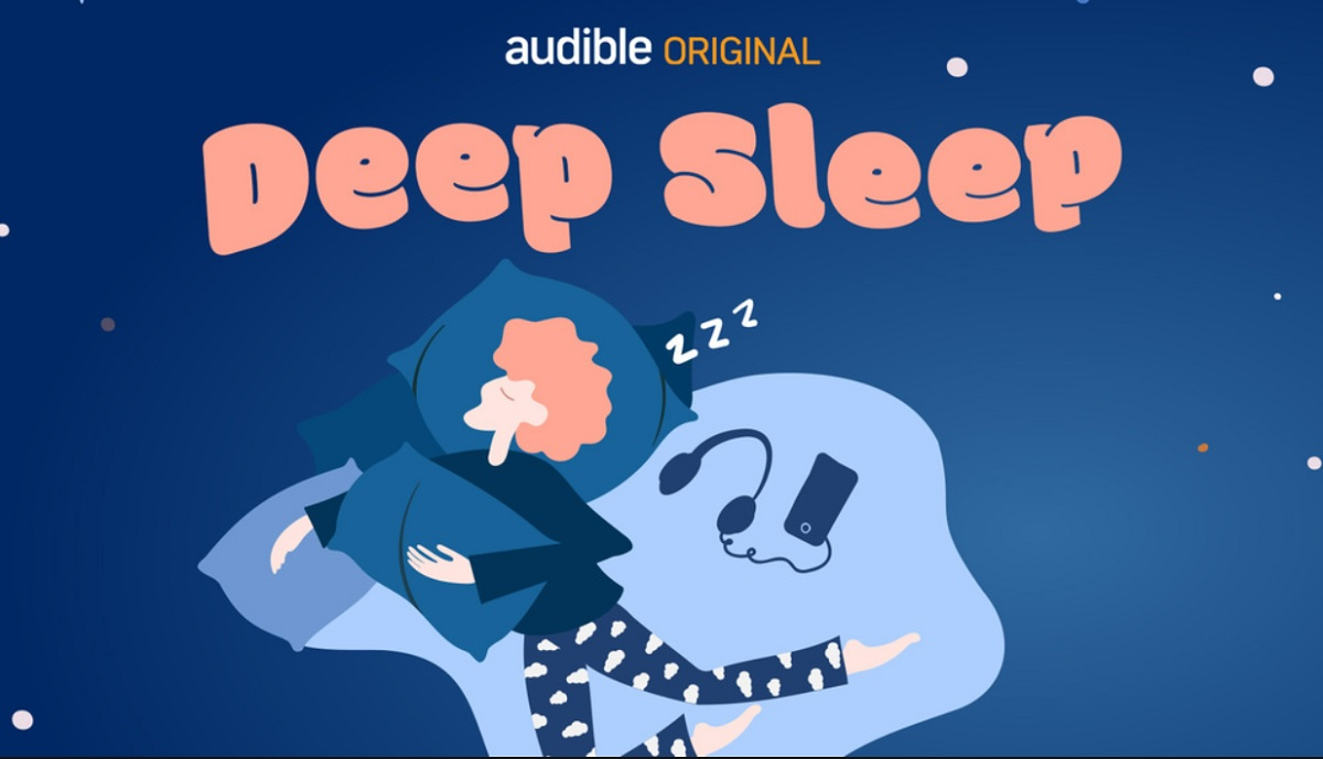 deep sleep audio stress insomnie