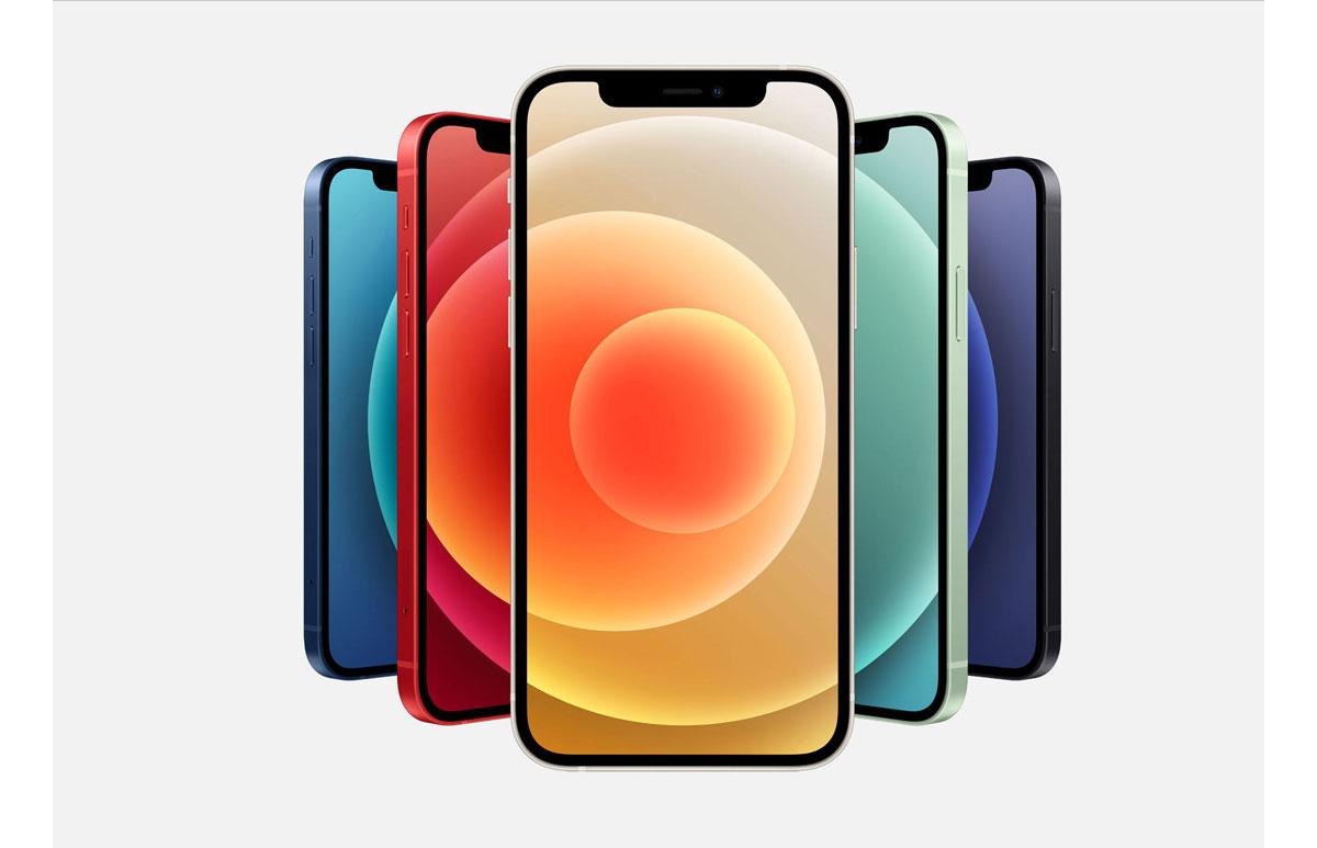 iPhone 12 les ventes impactées par la pénurie de composants