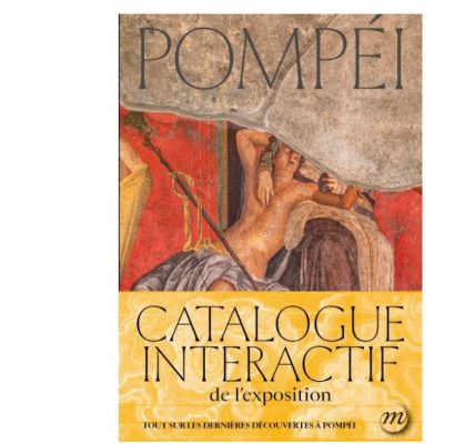 pompei catalogue expo interactif