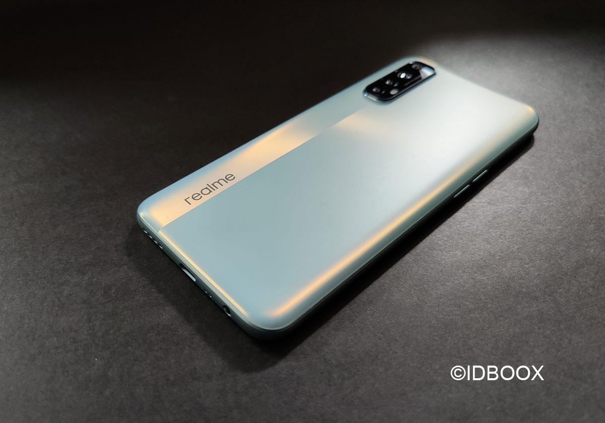 realme 7 Test - Un smartphone bien calibré pour seulement 179€