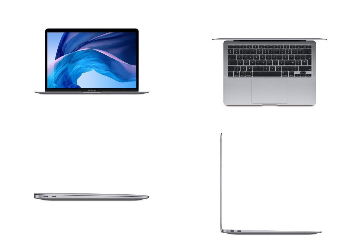 Baisse de prix sur les Apple Macbook Air 13,3 et Macbook Pro 13 Touch Bar