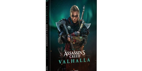 L'Art de Assassin's Creed Valhalla du jeu vidéo à l'artbook