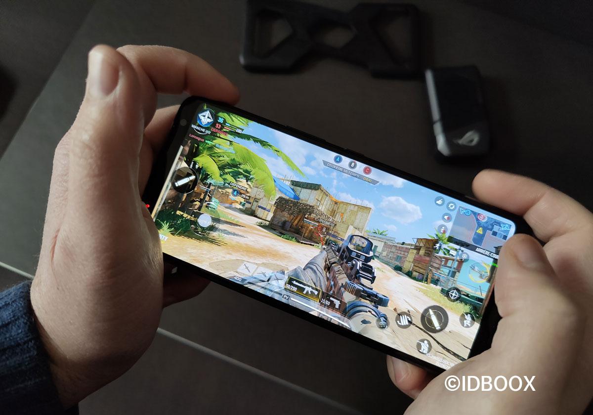 Asus ROG Phone 3 - Test du smartphone qui voulait être une console de jeux vidéo