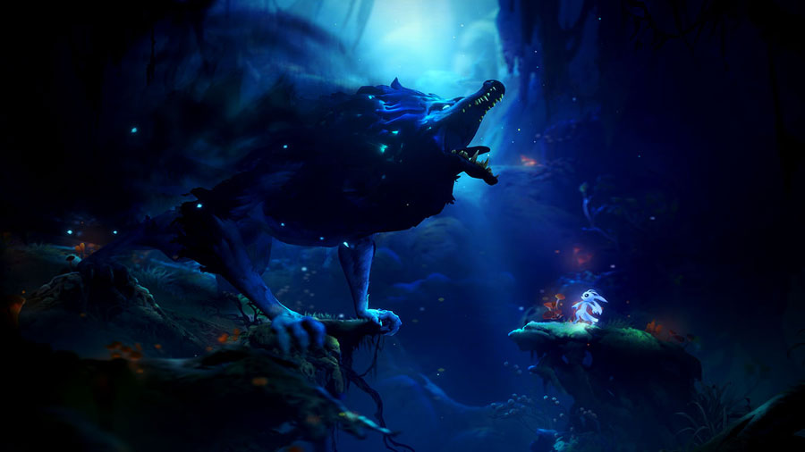 Jeu vidéo Test - Ori and the Will of the Wisps