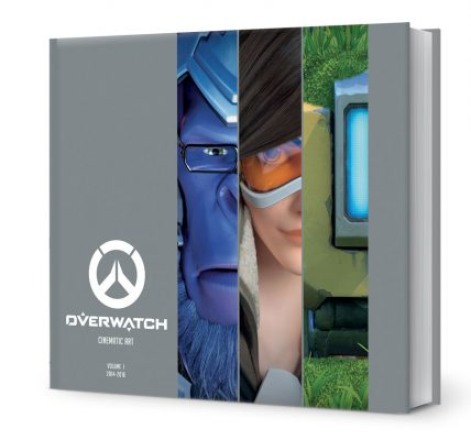 Chronique livre - Overwatch Cinematic Art vol 1