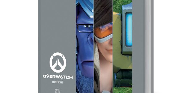 Chronique livre - Overwatch Cinematic Art vol 1