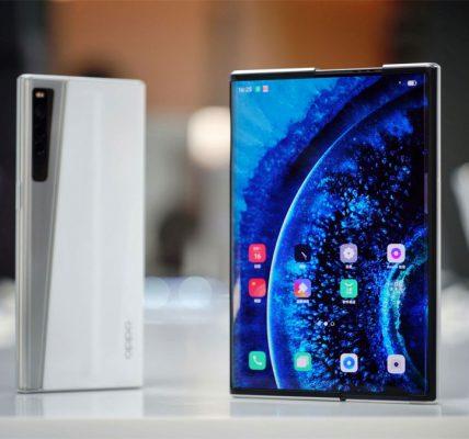 Oppo prépare un smartphone avec écran pliable pour juin 2021