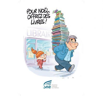 offrez des livres a noel