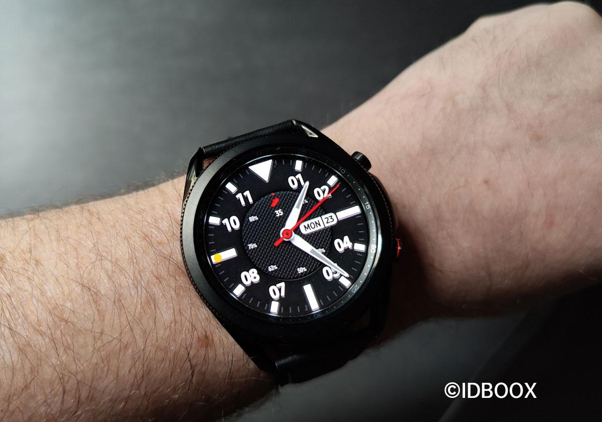 Samsung Galaxy Watch 3 Test - La meilleur montre connectée Android