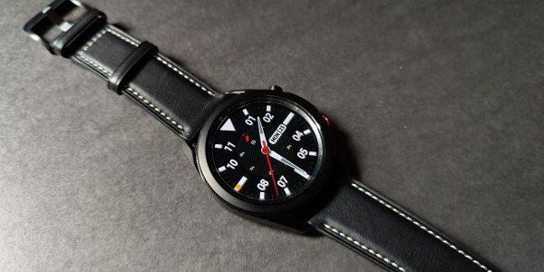 SAmsung Galaxy Watch 3 et Galaxy Watch Active 2 ont l'autorisation pour activer l'ECG