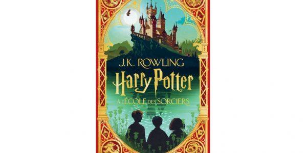 harry potter a l ecole des sorciers edition collector minaLima
