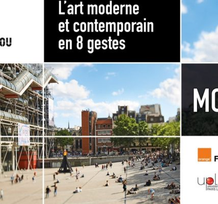 mooc art contemporain centre pompidou
