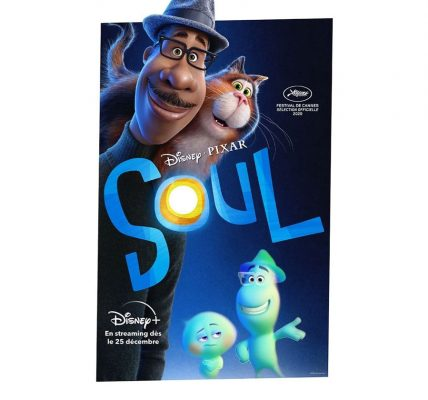 Soul Film d'animation Disney / Pixar