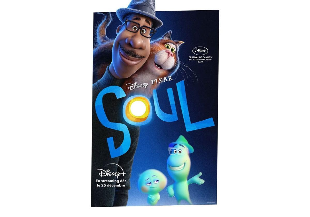 Soul Film d'animation Disney / Pixar