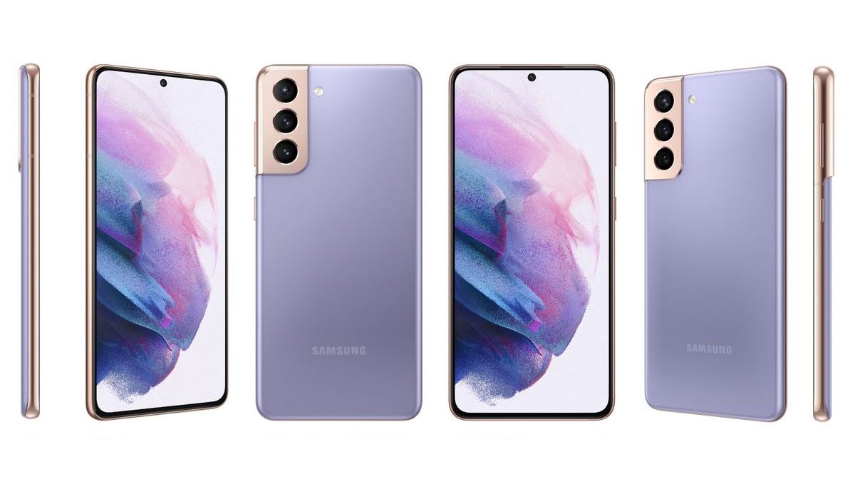 Samsung Galaxy S21 Une vidéo de l'interface One UI 3.1