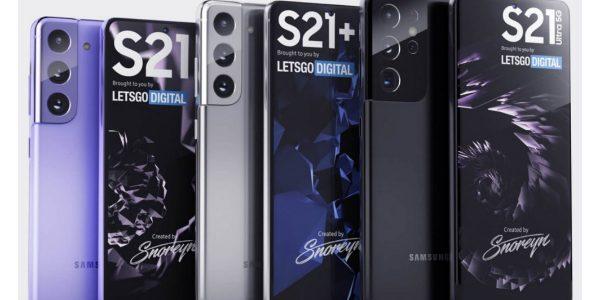 Galaxy S21 pasde chargeur et d'écouteurs dans les boites