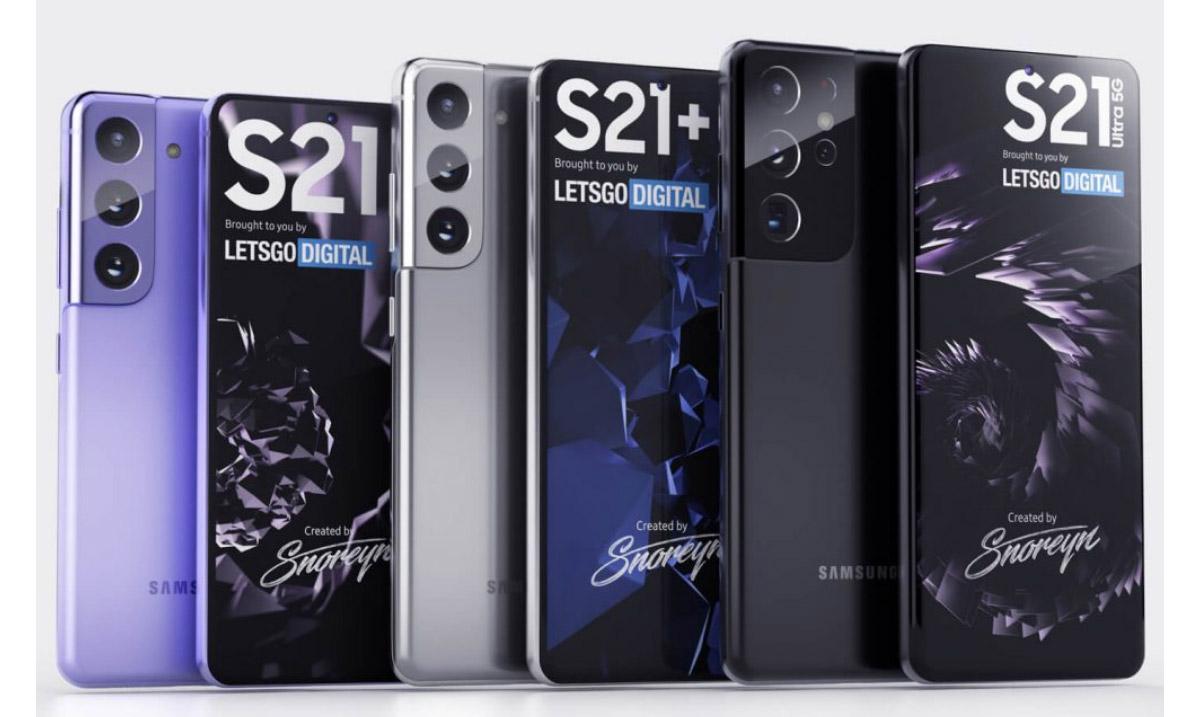 Galaxy S21 pas de chargeur et d'écouteurs dans les boites