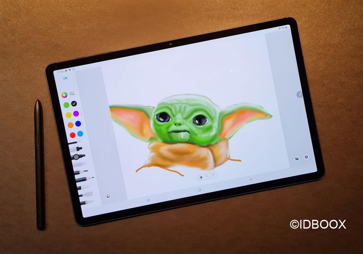 Les ventes de tablettes au quatrième trimestre 2020