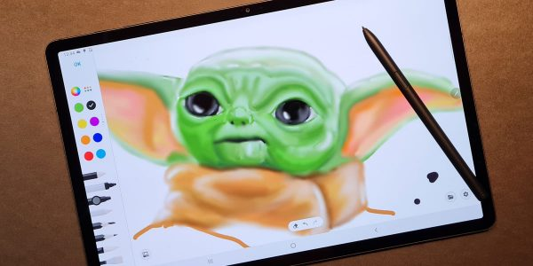 Samsung Galaxy Tab S7+bon plan
