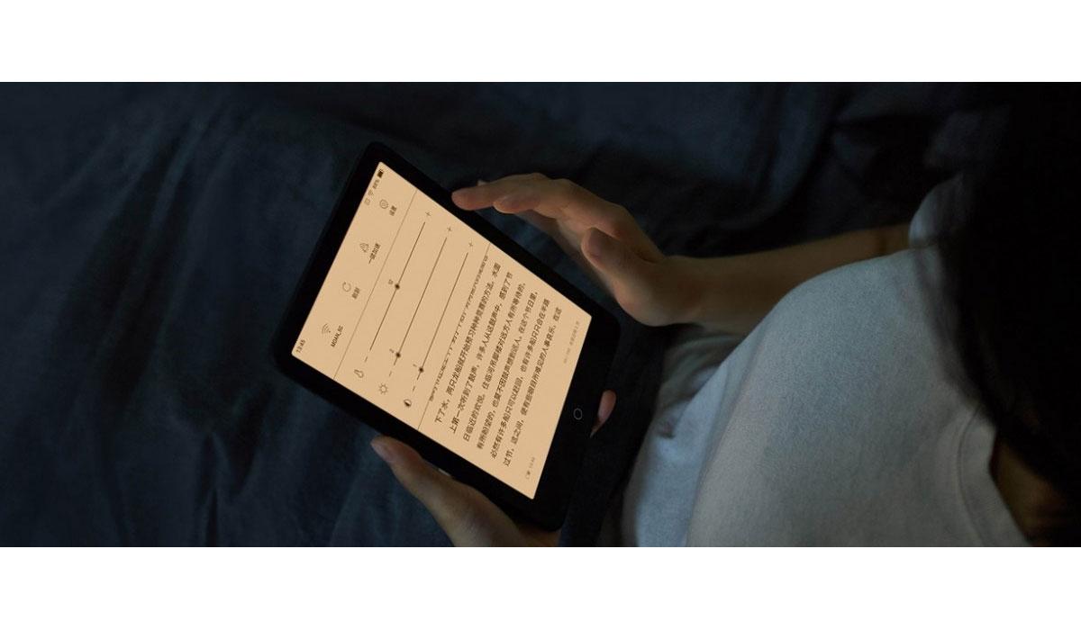 Xiaomi Mi Reader Pro une nouvelle liseuse concurrente de la Kindle Oasis et Paperwhite