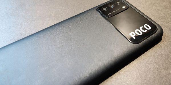 Poco M3 TEst du smartphone à moins, de 160€ de Xiaomi