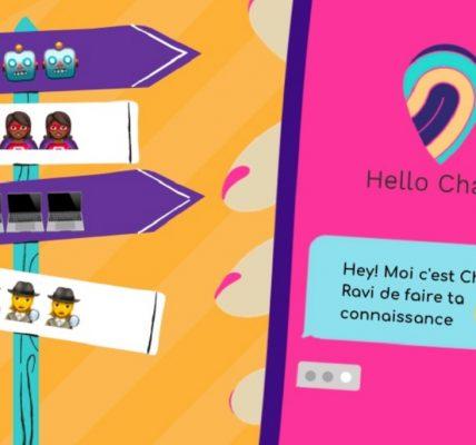 chatbot orientation education college lycee numerique