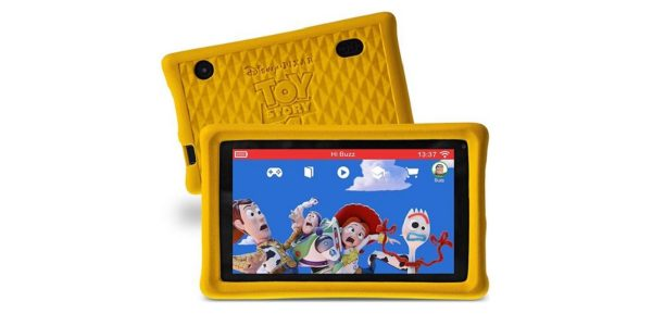 kids tablet disney pebble tablette enfant
