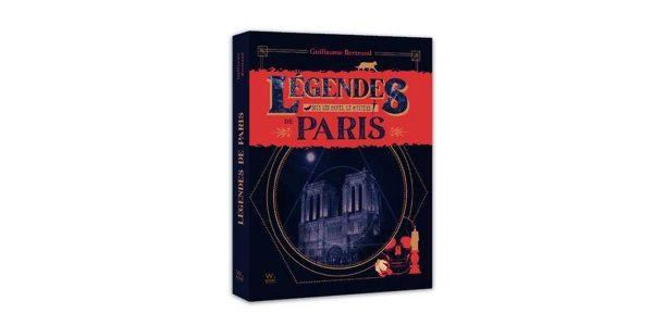 Livre - Légendes de Paris