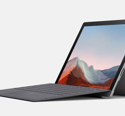Microsoft Pro7+ Un nouveau PC pour les pros et les enseignants