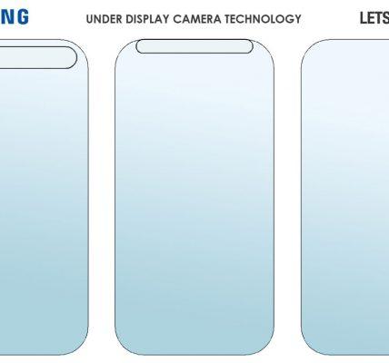 Samsung - Un brevet pour passer la caméra sous l'écran