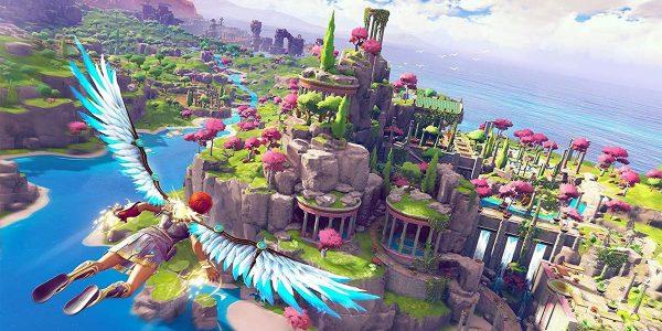 Test jeu vidéo - Immortals Fenyx Rising