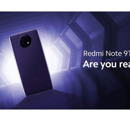 Xiaomi Redmi Note 9T les prix en Europe