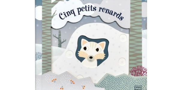 cinq petits renards livre enfants