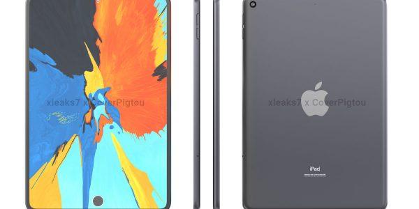 iPad Mini 6 - Apple change tout