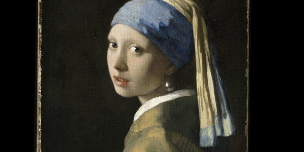 jeune fille a la perle 10milliards pixel