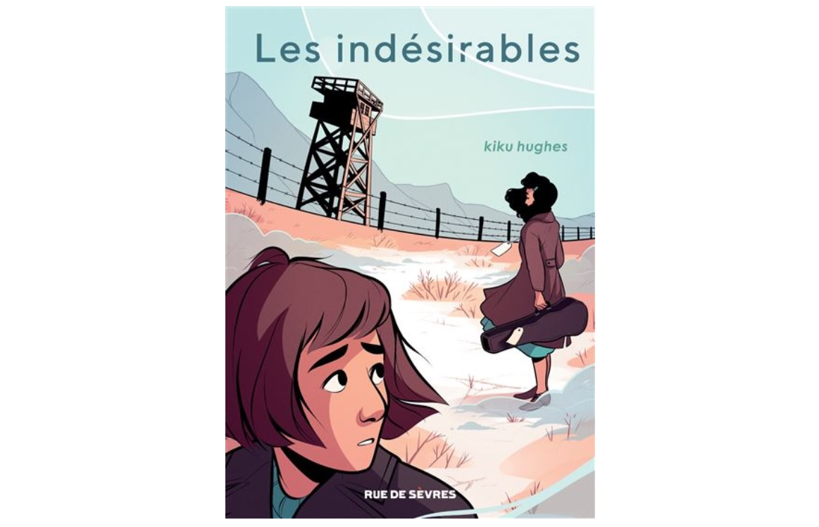 les indesirables livres bd