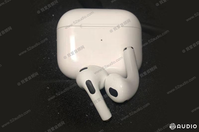 Apple Airpods 3 - Els premiers visuels