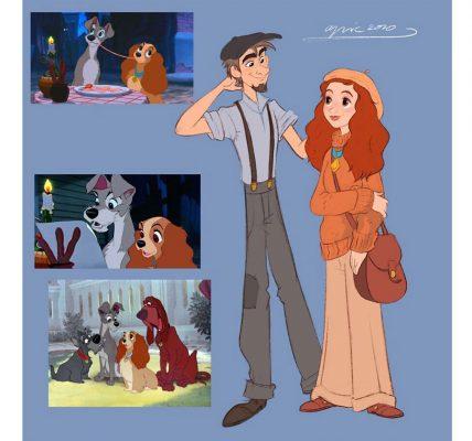 Disney quand les animaux s'humanisent