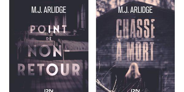 polar Point de non-retour et Chasse à mort MJ Arlidge
