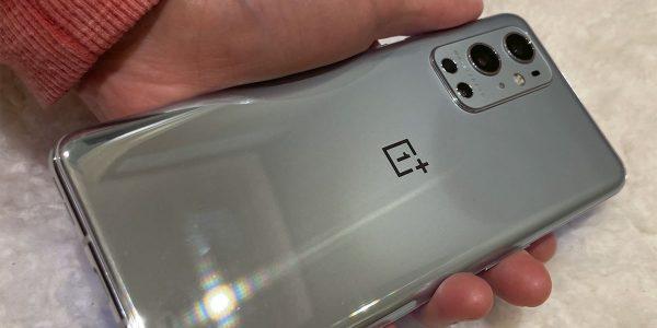 OnePlus 9 Pro prise en main en photo