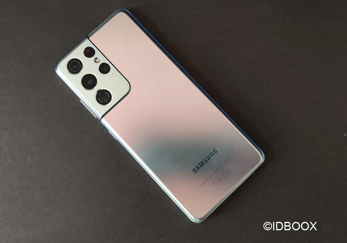 Samsung Galaxy S21 Ultra Test - Un presque sans faute