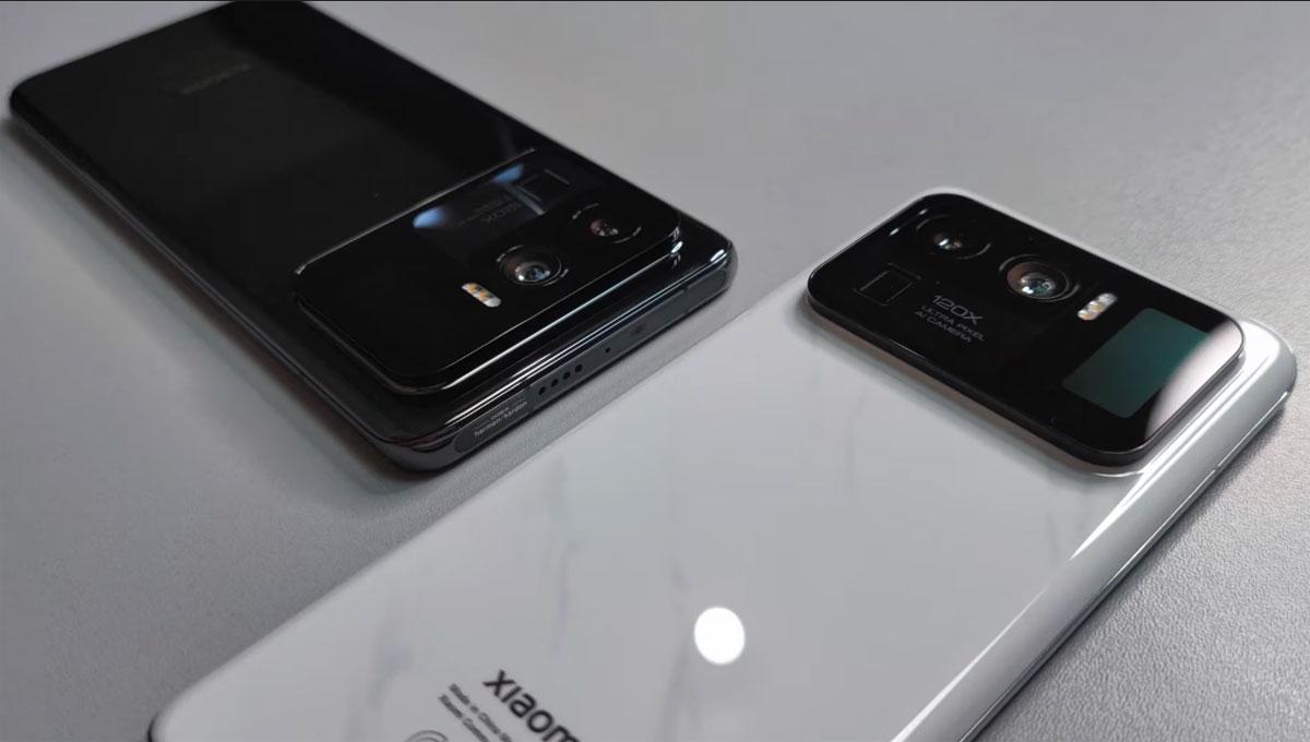 Xiaomi Mi 11 Ultra se dévoile en vidéo