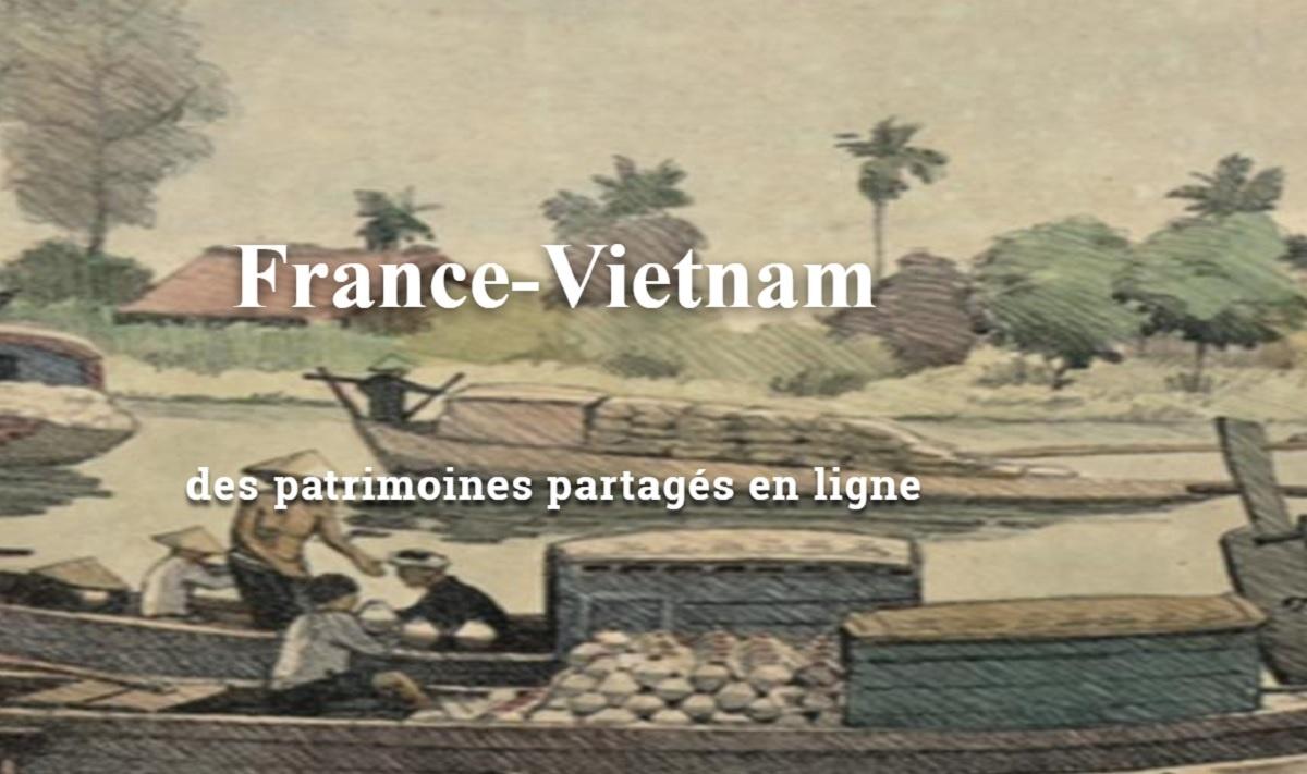 bibliotheque numérique france vietnam