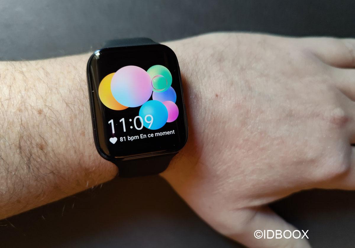 Oppo Watch Test - Une montre connectée aux finitions premium
